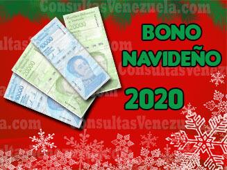 Bono Navideño 2020