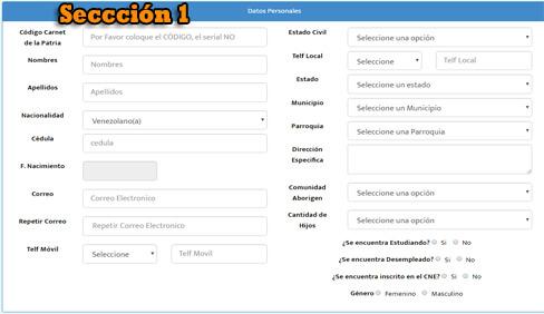Paso 1: Ingresa a la página web de Chamba Juvenil