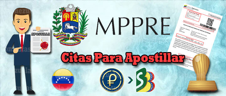 Citas Para Apostillar Documentos en Venezuela y otros tips interesantes!