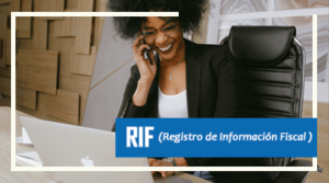 RIF: Requisitos, como Sacar, Planillas, Consulta, Actualizar e Imprimir