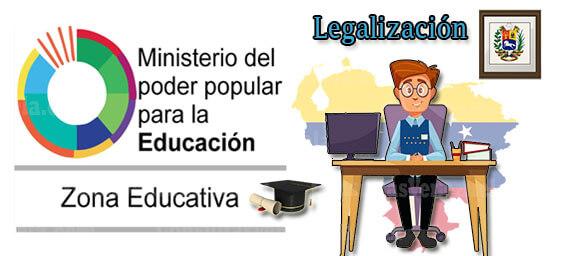 Zona Educativa Carabobo: Citas, Trámites y Legalización de Documentos