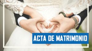 Requisitos para legalizar y apostillar acta de matrimonio en venezuela