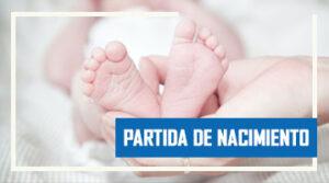 cita para legalizar y apostillar partida de nacimiento