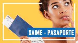 ¿Cómo solicitar pasaporte en el Saime? Paso a paso