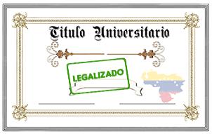 ¿Para qué sirve legalizar el título universitario?