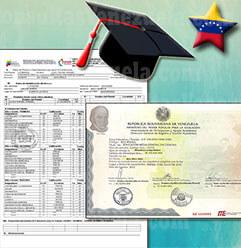 ¿Cómo legalizar un título de Bachiller y Notas Certificadas?