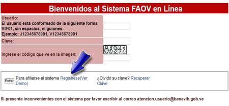 ¿Cómo Registrar una empresa en el Banavih FAOV? Paso a Paso