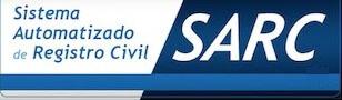 Registro Civil en el CNE (SARC)