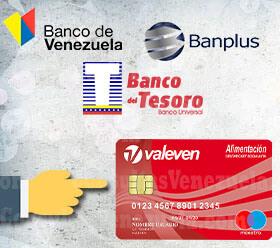 ¿Qué entidad bancaria emite la tarjeta electrónica Valeven?