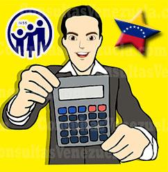 ¿Cómo calcular las cotizaciones del IVSS? Trabajador Dependiente