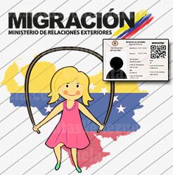 ¿Cómo sacar el carnet fronterizo para niños venezolanos?