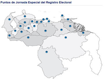 ¿Cómo Inscribirse en el CNE por primera vez en Venezuela?
