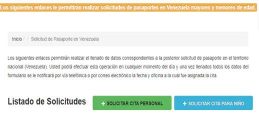 ¿Cómo sacar el pasaporte por primera vez en Venezuela? Guía Paso a Paso Solicitud