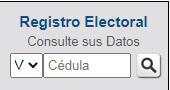 ¿Cómo saber si estoy inscrito en el CNE registro electoral?