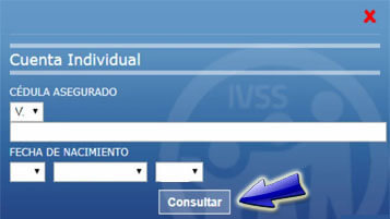 ¿Cómo Consultar la Cuenta Individual del IVSS por número de cédula? Paso a paso
