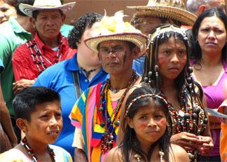 Cédula de identidad venezolana para Indígenas