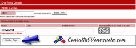 ¿Cómo Registrar una empresa en el Banavih FAOV? Paso a Paso 4