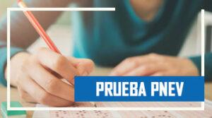 PNEV: Pasos para presentarla, Fases y Resultados de la Prueba en Línea