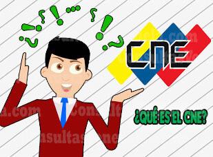 ¿Qué es el CNE Regostro Electoral y para qué Sirve?