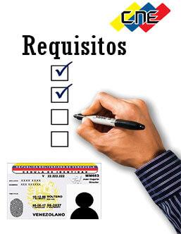 Requisitos para Inscribirse en el CNE Registro Electoral en Venezuela