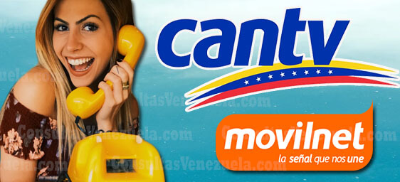 CANTV: Consulta y Recarga de Saldo, Pago de Factura en Línea, Movilnet y Reporte de Averías