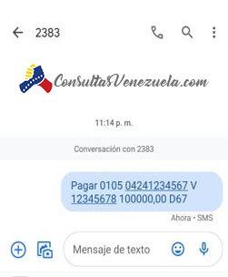 ¿Cómo transferir dinero a través de Mensajes de texto desde el Banco del Tesoro?