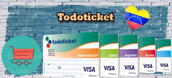 TodoTicket: Tarjetas electrónicas, Consulta de Saldo y Transferencias