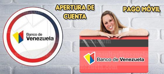 Banco de Venezuela: Requisitos para Apertura de Cuenta, Afiliarse a Clavenet Personal, BVD en Línea y Consula de Saldo