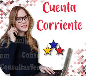 Cuenta corriente del Banco Bicentenario