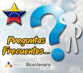Preguntas frecuentes sobre el sistema Bicentenario en línea (FAQ)