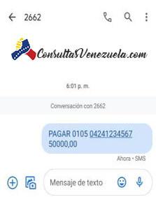 ¿Cómo transferir dinero del banco de Venezuela por pago móvil?