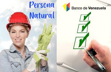 Requisitos para abrir cuenta en el Banco de Venezuela
