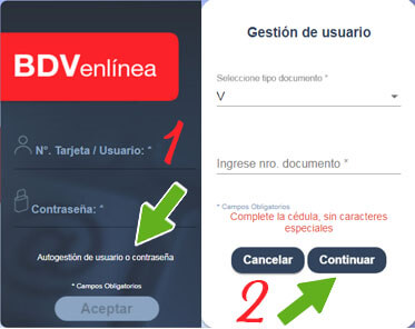 ¿Cómo afiliarse en BDV en línea del Banco de Venezuela e iniciar sesión 2020? Usuario Único