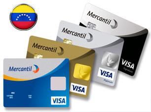 ¿Cómo solicitar la tarjeta de crédito del Banco Mercantil?