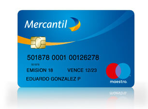¿Cómo solicitar la tarjeta de débito del Banco Mercantil?