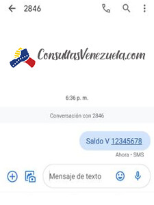 Consultar Saldo en Banesco por mensaje de texto (SMS)