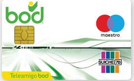 ¿Cómo solicitar la tarjeta de débito del Banco BOD?