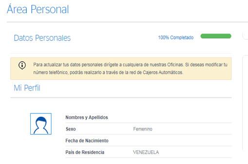 ¿Cómo actualizar los datos de mi cuenta provincial?