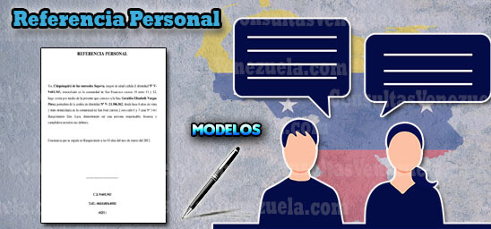 Referencia Personal: Características, Datos, Estructura y Modelos