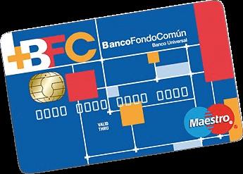 ¿Cómo solicitar la tarjeta de débito del Banco Fondo Común?
