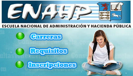ENAHP IUT: Carreras, Requisitos e Inscripciones Para Este Año