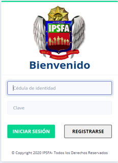 ¿Cómo afiliarse a IPSFA en línea nuevo portal? ipsfa gob ve