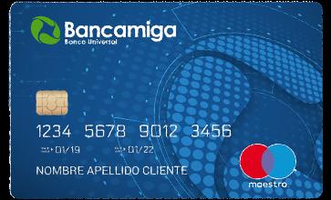 ¿Cómo solicitar una tarjeta de débito Bancamiga?