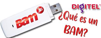 ¿Qué es un BAM Digitel?