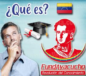 ¿Qué es la Fundación Mariscal de Ayacucho?
