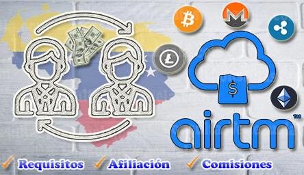 AIRTM Venezuela: Requisitos, Registro, Crear cuenta, Verificación y Comisiones