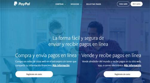 ¿Cómo crear cuenta PayPal en Venezuela e inciar sesión?