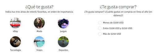 ¿Cómo crear cuenta PayPal en Venezuela e inciar sesión? paso 3
