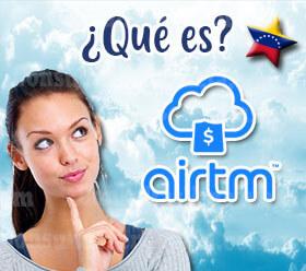¿Qué es AIRTM Venezuela?