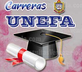 ¿Qué carreras ofrece la UNEFA?